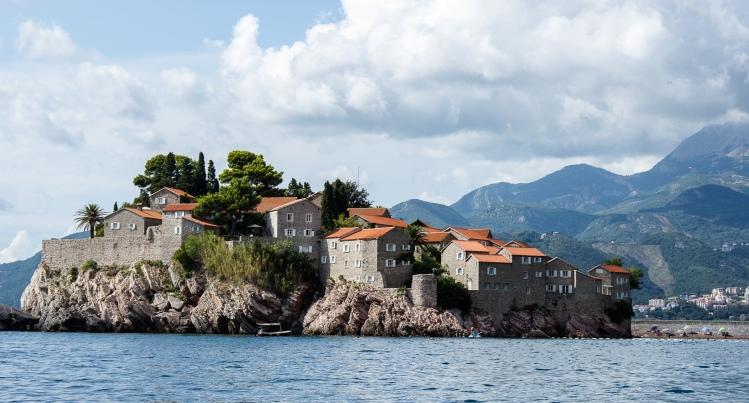Sveti Stefani, Montenegro