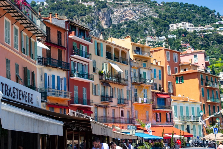 Favorite French Riviera seaside town