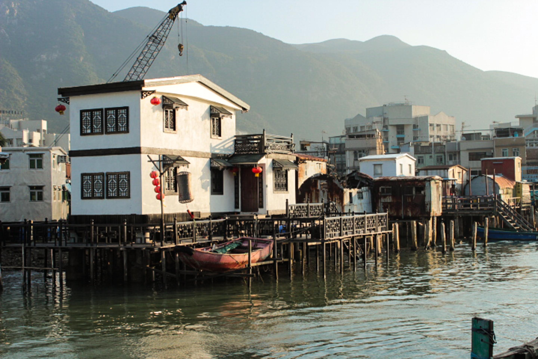 Hong Kong villages