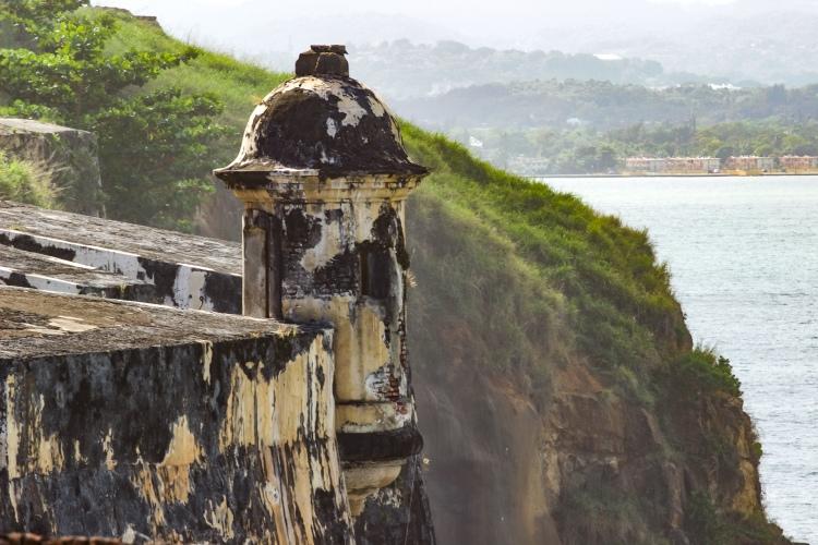 Garita, Old San Juan