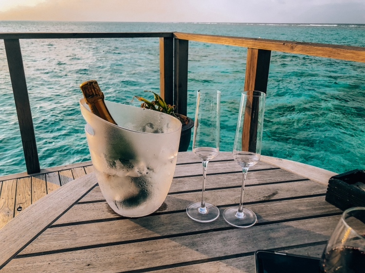 Drinks in Maldives