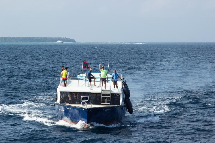 Liveboard in Maldives